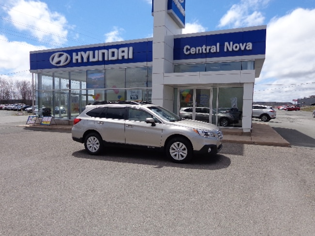 2016 Subaru Outback 2.5i Touring Package SUV