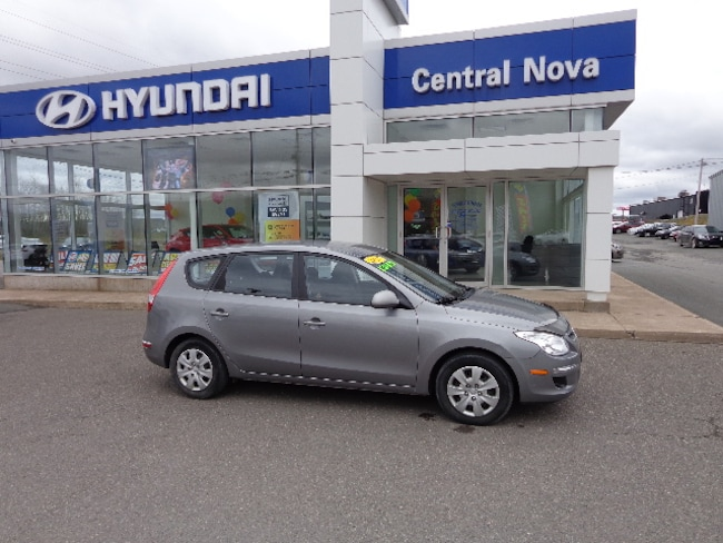 2012 Hyundai Elantra Touring GL (M5) Hatchback
