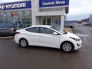 2014 Hyundai Elantra GL Sedan