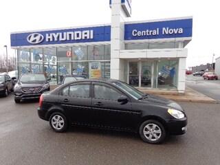 2011 Hyundai Accent GL SE Sedan