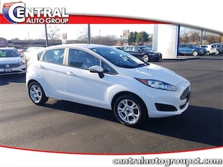 2016 Ford Fiesta SE Hatchback for Sale in Plainfield, CT at Central Auto Group