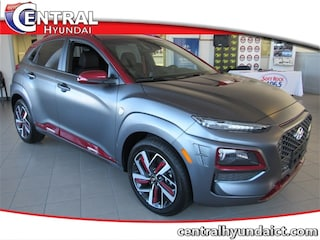 2019 Hyundai Kona Iron Man SUV for Sale in Plainfield, CT at Central Auto Group