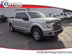 2017 Ford F-150 Truck SuperCrew Cab