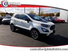 2020 Ford EcoSport SES SUV
