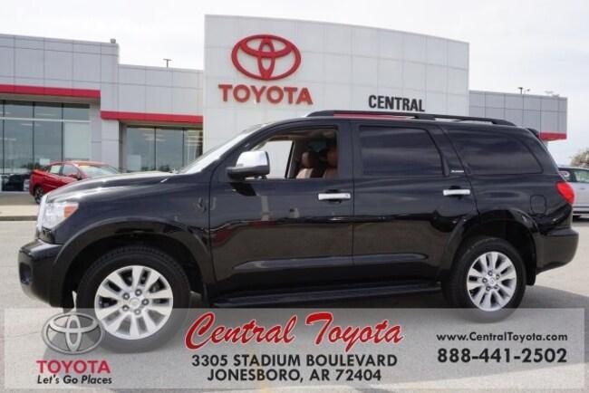 2017 Toyota Sequoia Platinum SUV