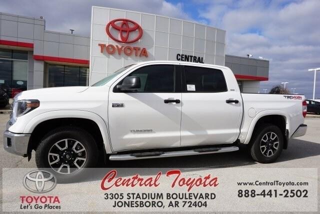 2019 Toyota Tundra SR5 Truck CrewMax