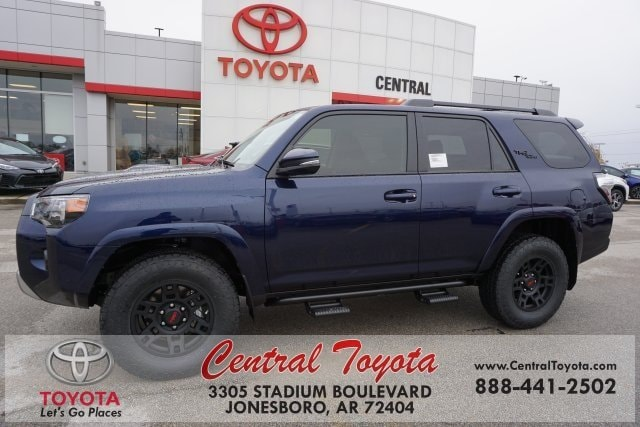 Toyota Four Runner For Sale >> New 2019 Toyota 4runner For Sale Jonesboro Ar Jtebu5jr8k5618062