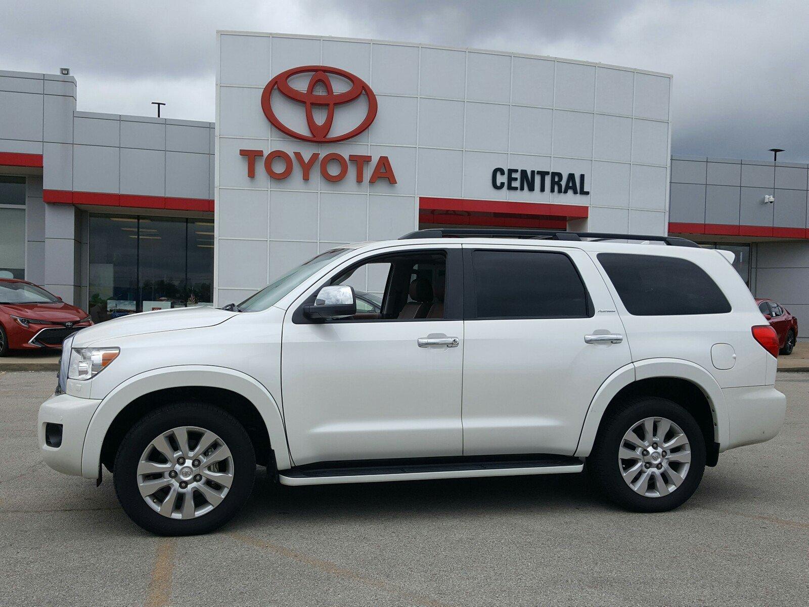2016 Toyota Sequoia Platinum SUV