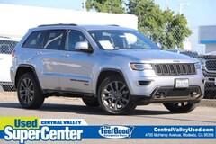 2016 Jeep Grand Cherokee Limited 75th Anniversary RWD  Limited 75th Anniversary
