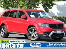 2017 Dodge Journey Crossroad Plus Crossroad Plus FWD