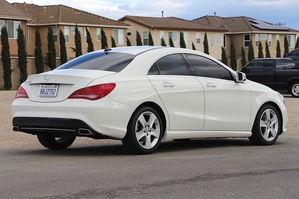 Used 2016 Mercedes-Benz CLA For Sale at Central Valley Automotive