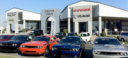 Central Valley Dodge >> Our Stores 5 Locations On Mchenry Avenue In Modesto