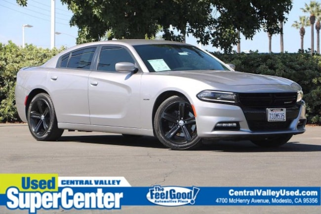 Central Valley Dodge >> Used 2016 Dodge Charger For Sale At Central Valley