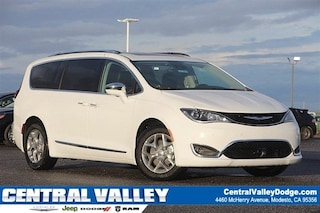 New 2018 Chrysler Pacifica LIMITED Passenger Van in Modesto, CA at Central Valley Chrysler Jeep Dodge Ram