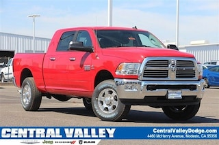 New 2018 Ram 3500 BIG HORN MEGA CAB 4X4 6'4 BOX Mega Cab in Modesto, CA at Central Valley Chrysler Jeep Dodge Ram