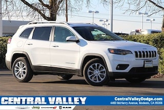 New 2019 Jeep Cherokee LATITUDE FWD Sport Utility in Modesto, CA at Central Valley Chrysler Jeep Dodge Ram