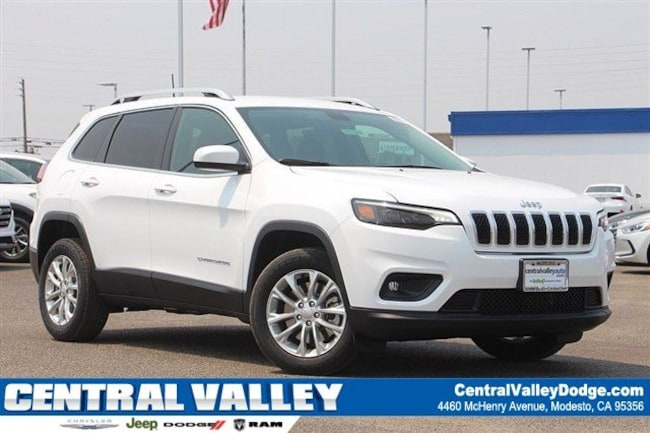 New 2019 Jeep Cherokee LATITUDE FWD Sport Utility for sale in Modesto, CA at Central Valley Chrysler Jeep Dodge Ram