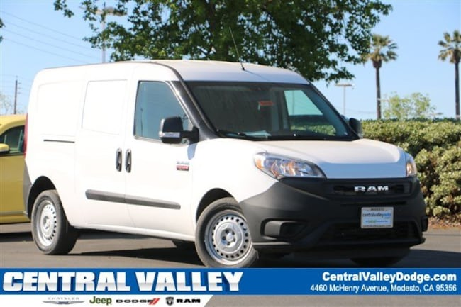 New 2019 Ram ProMaster City TRADESMAN CARGO VAN Cargo Van for sale in Modesto, CA at Central Valley Chrysler Jeep Dodge Ram