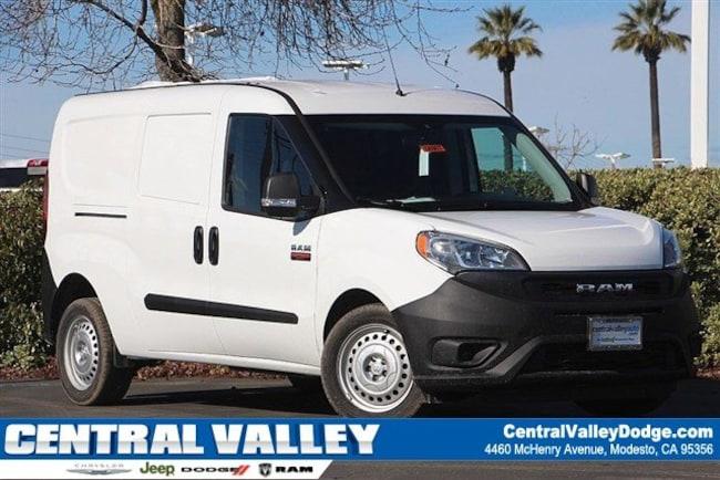 New 2019 Ram ProMaster City TRADESMAN CARGO VAN Cargo Van for sale in Modesto, CA at Central Valley Chrysler Jeep Dodge Ram