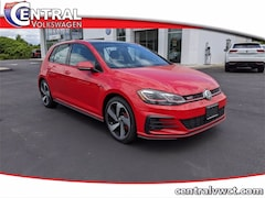 New 2020 Volkswagen Golf GTI 2.0T SE Hatchback 3VW5T7AU4LM007913 for Sale in Plainfield, CT at Central Auto Group