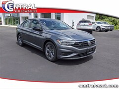 New 2020 Volkswagen Jetta 1.4T R-Line w/ULEV Sedan 3VWCB7BU0LM043557 for Sale in Plainfield, CT at Central Auto Group