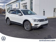 2021 Volkswagen Tiguan 2.0T S 4MOTION SUV for Sale in Plainfield, CT at Central Auto Group