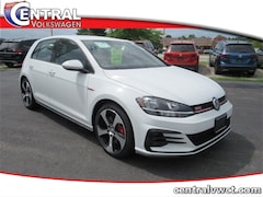 New 2019 Volkswagen Golf GTI 2.0T S Hatchback 3VW5T7AU6KM027997 for Sale in Plainfield, CT at Central Auto Group