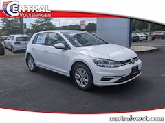 New 2020 Volkswagen Golf 1.4T TSI Hatchback 3VWG57AU3LM007890 for Sale in Plainfield, CT at Central Auto Group