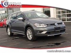 New 2019 Volkswagen Golf Alltrack TSI SE 4MOTION Wagon 3VWH17AU4KM521455 for Sale in Plainfield, CT at Central Auto Group