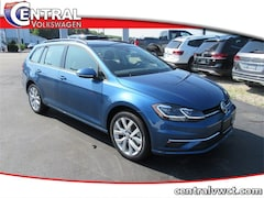 New 2019 Volkswagen Golf SportWagen 1.4T Wagon 3VWY57AU7KM512169 for Sale in Plainfield, CT at Central Auto Group