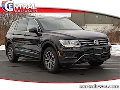 New 2020 Volkswagen Tiguan 2.0T SE 4MOTION SUV 3VV2B7AX7LM057483 for Sale in Plainfield, CT at Central Auto Group