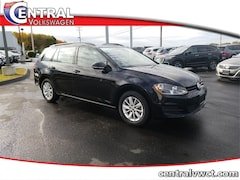 2016 Volkswagen Golf SportWagen TSI Wagon for Sale in Plainfield, CT at Central Auto Group