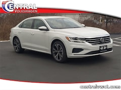 New 2020 Volkswagen Passat 2.0T SEL Sedan 1VWCA7A35LC006243 for Sale in Plainfield, CT at Central Auto Group