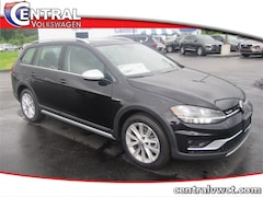 New 2019 Volkswagen Golf Alltrack TSI SE 4MOTION Wagon 3VWH17AU3KM512097 for Sale in Plainfield, CT at Central Auto Group