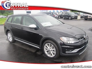 2019 Volkswagen Golf Alltrack TSI SE 4MOTION Wagon for Sale in Plainfield, CT at Central Auto Group