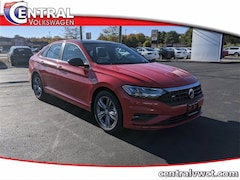 New 2020 Volkswagen Jetta 1.4T R-Line w/SULEV Sedan 3VWN57BU5LM087537 for Sale in Plainfield, CT at Central Auto Group