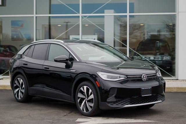 2021 Volkswagen ID.4 SUV
