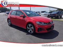 New 2020 Volkswagen Golf GTI 2.0T SE Hatchback 3VW5T7AU2LM012138 for Sale in Plainfield, CT at Central Auto Group