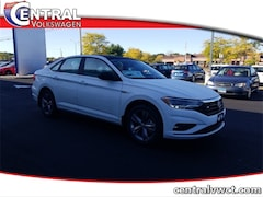 New 2019 Volkswagen Jetta 1.4T R-Line Sedan 3VWC57BU5KM239712 for Sale in Plainfield, CT at Central Auto Group