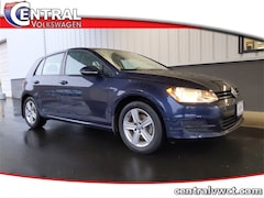 Used 2017 Volkswagen Golf TSI Hatchback W440 for Sale in Plainfield, CT at Central Auto Group