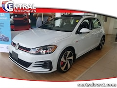 New 2019 Volkswagen Golf GTI 2.0T SE Hatchback 3VW5T7AU6KM028695 for Sale in Plainfield, CT at Central Auto Group