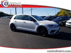New 2019 Volkswagen Golf R 2.0T w/DCC & Navigation 4MOTION Hatchback WVWVA7AU3KW226787 for Sale in Plainfield, CT at Central Auto Group