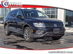 New 2020 Volkswagen Tiguan 2.0T SUV 3VV2B7AX9LM020371 for Sale in Plainfield, CT at Central Auto Group