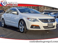 Used 2012 Volkswagen CC Lux w/PZEV Sedan V1465A for Sale in Plainfield, CT at Central Auto Group