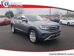 New 2020 Volkswagen Atlas Cross Sport 2.0T SE w/Technology SUV 1V26C2CA0LC203599 for Sale in Plainfield, CT at Central Auto Group