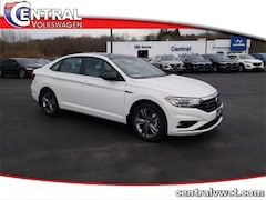 New 2020 Volkswagen Jetta 1.4T R-Line w/ULEV Sedan 3VWCB7BU4LM010562 for Sale in Plainfield, CT at Central Auto Group