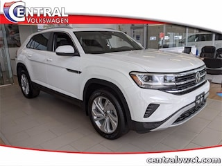 2020 Volkswagen Atlas Cross Sport 2.0T SEL 4MOTION SUV for Sale in Plainfield, CT at Central Auto Group