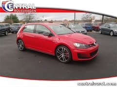 2017 Volkswagen Golf GTI Hatchback for Sale in Plainfield, CT at Central Auto Group