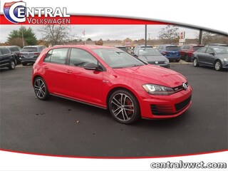 2017 Volkswagen Golf GTI Hatchback