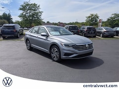 New 2021 Volkswagen Jetta 1.4T SEL Sedan 3VWE57BU5MM069332 for Sale in Plainfield, CT at Central Auto Group